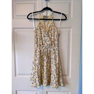 Evernew Melbourne Floral Halter Dress